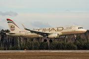 A6-EIX - Etihad Airways Airbus A320 aircraft