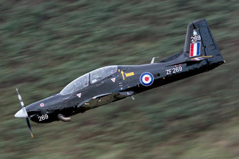 ZF269 - Royal Air Force Short 312 Tucano T.1