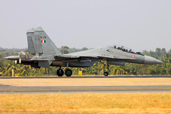 SB318 - India - Air Force Sukhoi Su-30MKI