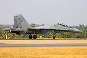SB318 - India - Air Force Sukhoi Su-30MKI aircraft