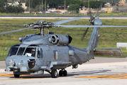 01-1001 - Spain - Navy Sikorsky MH-60R Seahawk aircraft