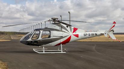 SP-SWN - Agusta Westland PZL SW-4 Puszczyk