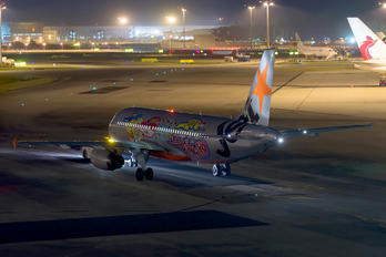 9V-JSH - Jetstar Asia Airbus A320