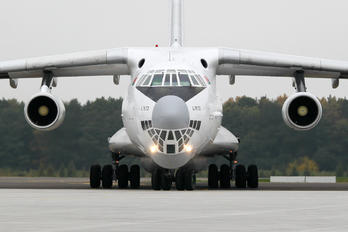 EW-448TH - Ruby Star Air Enterprise Ilyushin Il-76 (all models)