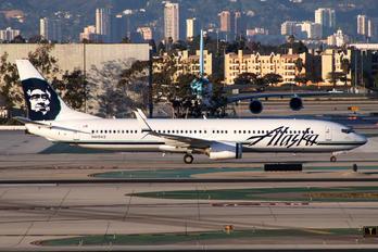 N419AS - Alaska Airlines Boeing 737-900