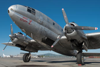 N1837M - Everts Air Fuel Curtiss C-46F Commando