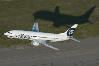 N797AS - Alaska Airlines Boeing 737-400