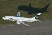 N797AS - Alaska Airlines Boeing 737-400 aircraft