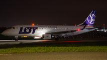 SP-LIA - LOT - Polish Airlines Embraer ERJ-175 (170-200) aircraft