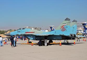 3-6133 - Iran - Islamic Republic Air Force Mikoyan-Gurevich MiG-29B