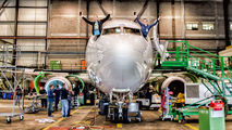 PH-HSM - Transavia Boeing 737-800 aircraft