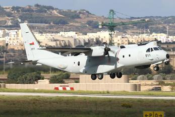 911 - Oman - Air Force Casa C-295M