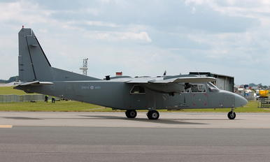 ZH004 - British Army Britten-Norman BN-2 Defender T.3