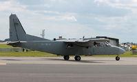 ZH004 - British Army Britten-Norman BN-2 Defender T.3 aircraft