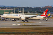 TC-JJE - Turkish Airlines Boeing 777-300ER aircraft