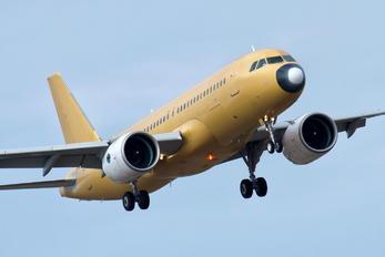 F-WWIV - IndiGo Airbus A320 NEO