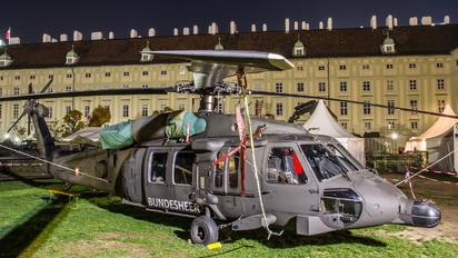 6M-BC - Austria - Air Force Sikorsky S-70A Black Hawk