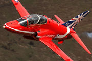 "XX242 - Royal Air Force ""Red Arrows"" British Aerospace Hawk T.1/ 1A aircraft"