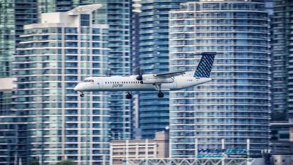 C-GLQF - Porter Airlines de Havilland Canada DHC-8-400Q / Bombardier Q400