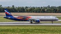 VP-BTL - Aeroflot Airbus A321 aircraft