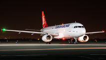 TC-JUI - Turkish Airlines Airbus A320 aircraft