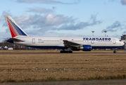 EI-DBU - Transaero Airlines Boeing 767-300 aircraft