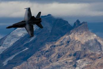 - - Switzerland - Air Force McDonnell Douglas F/A-18C Hornet