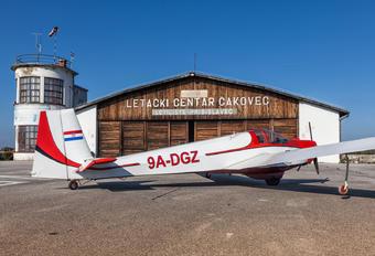 9A-DGZ - Private Scheibe-Flugzeugbau SF-25 Falke