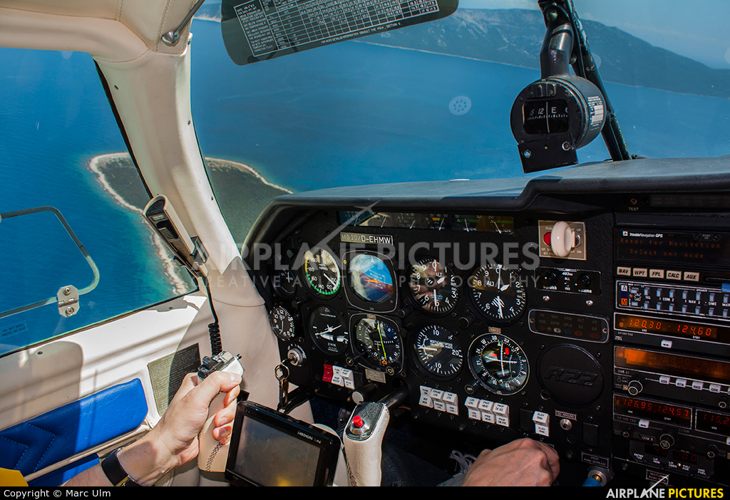 Private D-EHMW aircraft at In Flight - Croatia