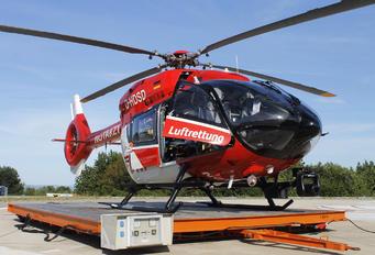 D-HDSD - DRF Luftrettung Eurocopter EC145