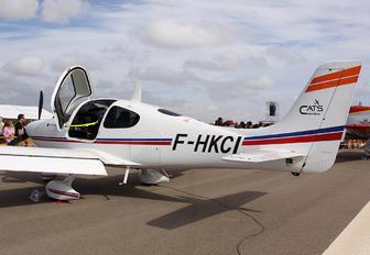 F-HKCI - Private Cirrus SR22
