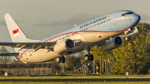 A-001 - Indonesia - Air Force Boeing 737-800 BBJ aircraft