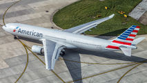 N277AY - American Airlines Airbus A330-300 aircraft