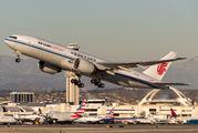 B-2096 - Air China Cargo Boeing 777F aircraft