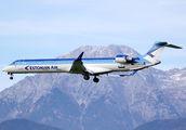ES-ACD - Estonian Air Canadair CL-600 CRJ-900 aircraft