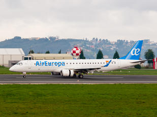 EC-KRJ - Air Europa Embraer ERJ-195 (190-200)