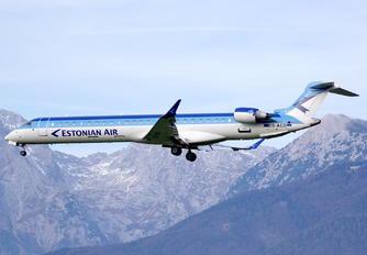 ES-ACD - Estonian Air Canadair CL-600 CRJ-900