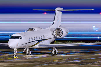N730EA - Private Gulfstream Aerospace G-V, G-V-SP, G500, G550