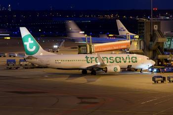 PH-HZE - Transavia Boeing 737-800