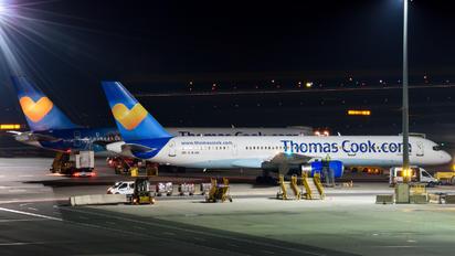 G-WJAN - Thomas Cook Boeing 757-200
