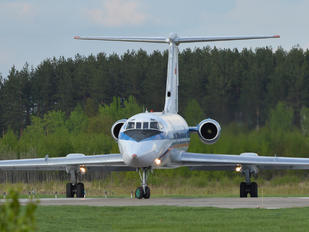 RF-66049 - Russia - Ministry of Internal Affairs Tupolev Tu-134UBL