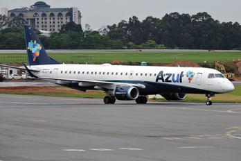 PR-AXT - Azul Linhas Aéreas Embraer ERJ-195 (190-200)
