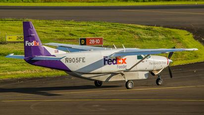 N905FE - FedEx Feeder Cessna 208 Caravan