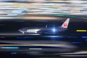 JA340J - JAL - Express Boeing 737-800 aircraft