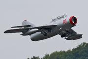 N104CJ - Private Mikoyan-Gurevich MiG-15 UTI aircraft
