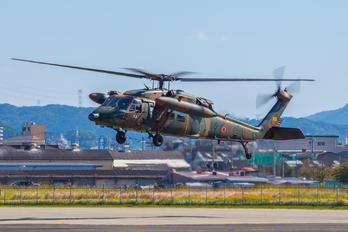 43113 - Japan - Ground Self Defense Force Mitsubishi UH-60J