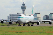 B-LIA - Cathay Pacific Cargo Boeing 747-400F, ERF aircraft
