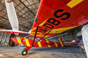 9A-DBS - Private Piper PA-18 Super Cub
