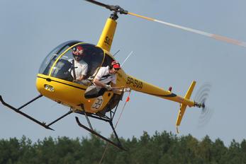 SP-SVA - Salt Aviation Robinson R22
