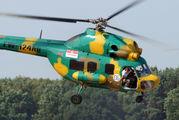 EW-124AO - Belarus - DOSAAF Mil Mi-2 aircraft